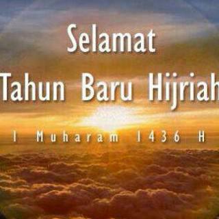 merupakàn tahun baru dalam kalender hijriyah penanggalan islam yang