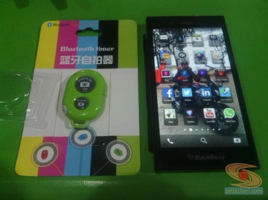 Bluetooth remote shutter tidak compatible blackberry z3 (2)