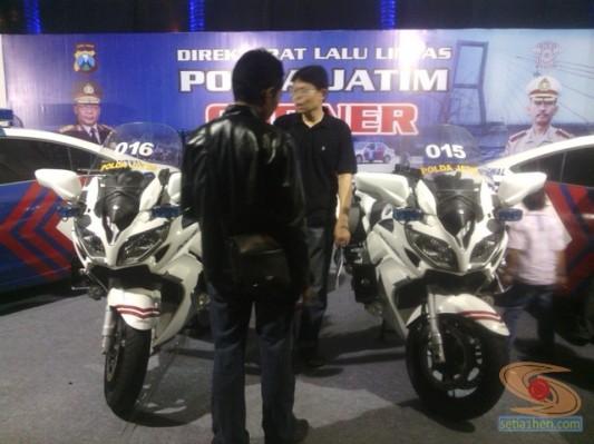 Yamaha FJR1300 milik polantas polda jatim (2)