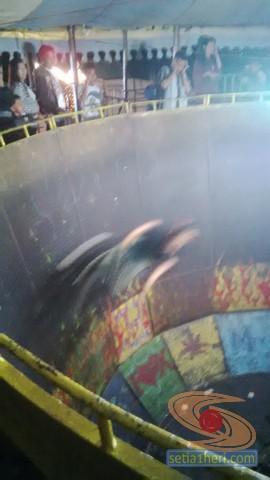 atraksi tong edan cewek di gresik 2014 (7)