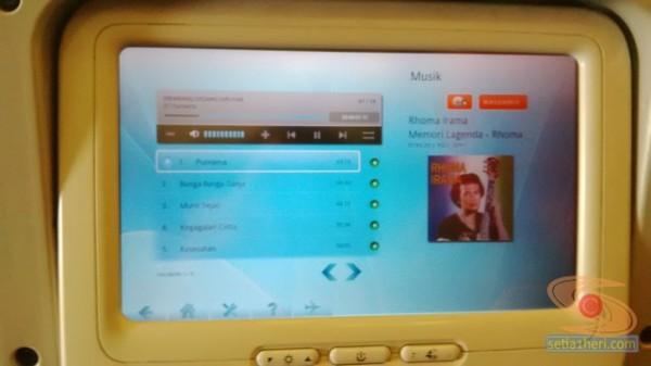bang haji rhoma irama lagu nostalgia di pesawat garuda