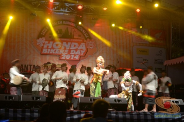 Honda Bikers Day 2014 di Pantai Pandawa Bali (21)