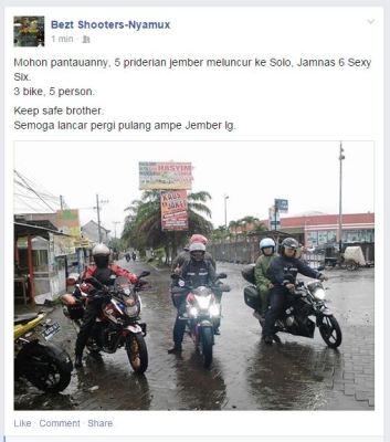 road to jamnas prides 2014 di solo