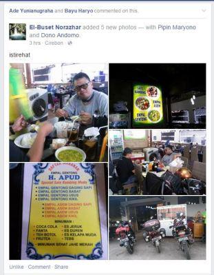 road to jamnas prides ke-6 2014 di solo jawa tengah