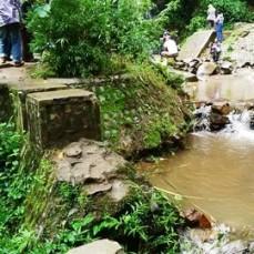 Air Terjun Irenggolo Besuki Kediri tempat ultah ketiga jatimotoblog 2014 (8)