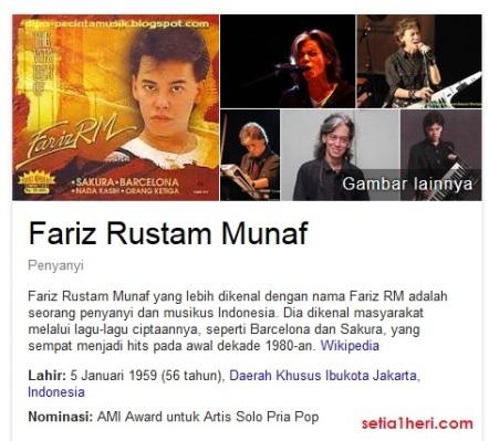 Fariz RM ditangkap polisi karena narkoba tahun 2015