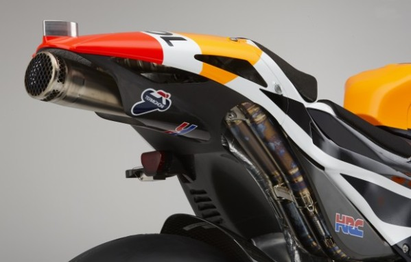 HRC and Termignoni partnership until 2016